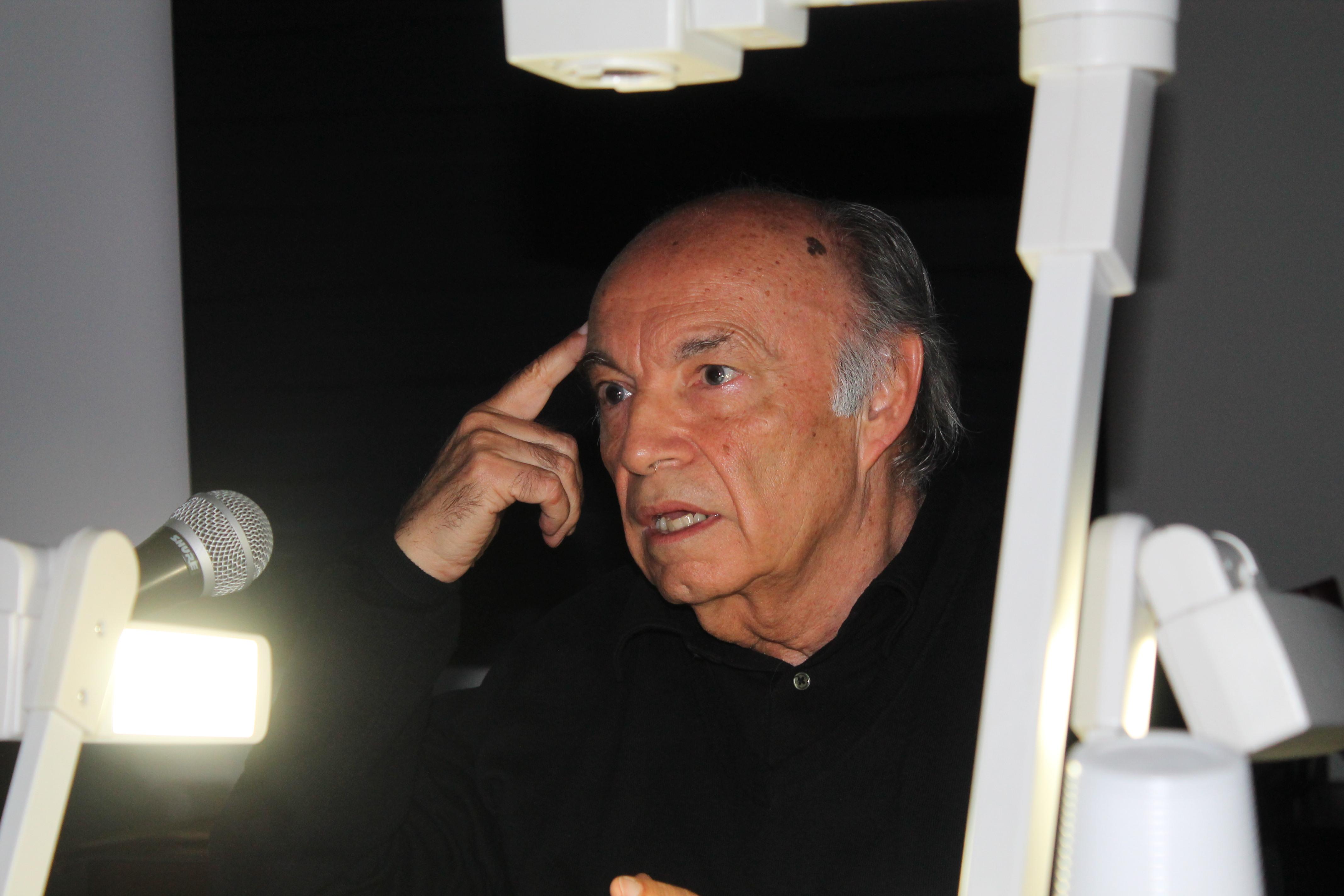 Il Maestro Altuna Horacio