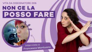 Vita da disegnatore Aurora Stano Francesca Mantuano